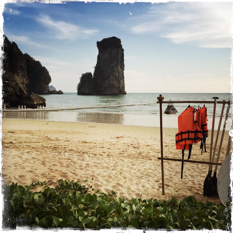 Krabi: the heaven on earth