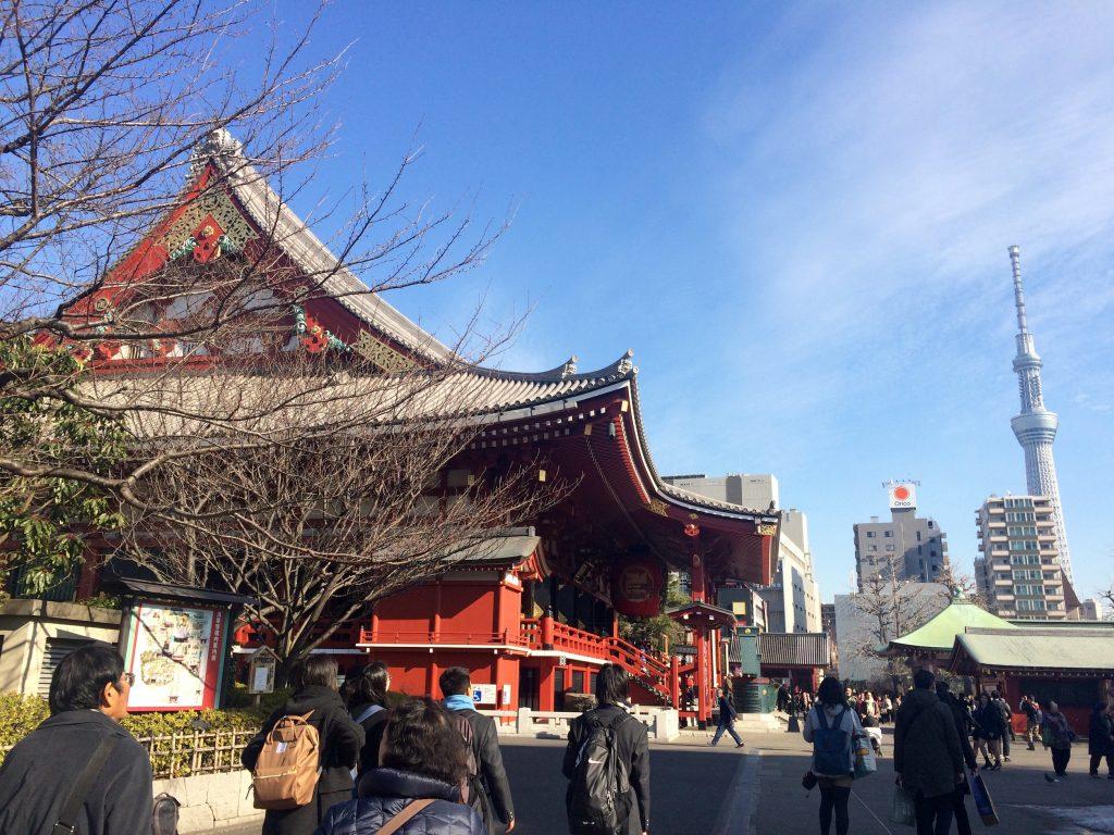 Asakusa Tokió