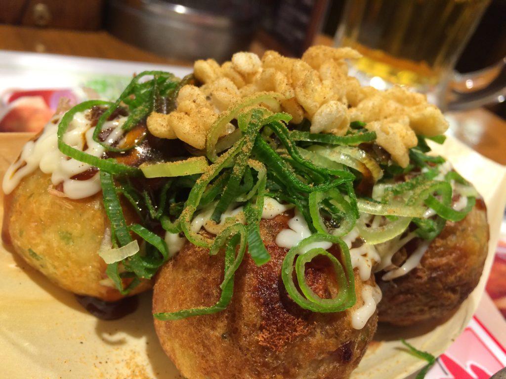 Takoyaki - Top 10 Japán étel amit meg kell kóstolnod