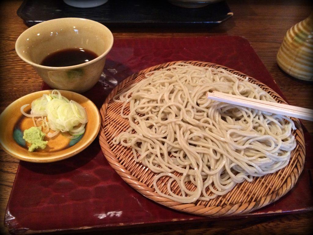 Soba  - Top 10 Japán étel amit meg kell kóstolnod