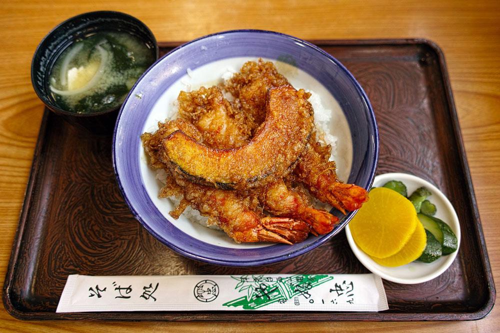 Tempura  - Top 10 Japán étel amit meg kell kóstolnod